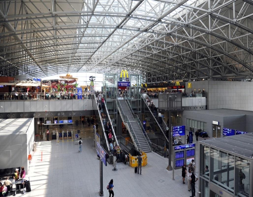 Sân bay quốc tế Frankfurt