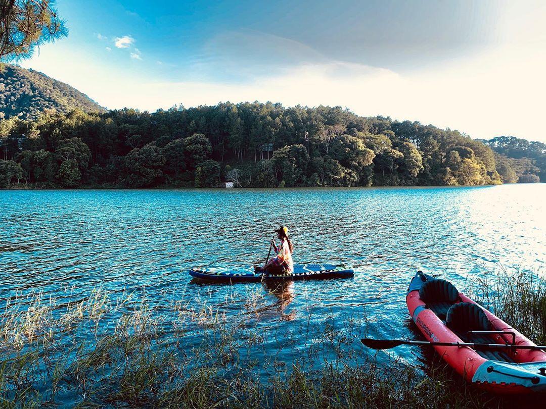 Kinh nghiệm du lịch Hồ Tuyền Lâm - thành phố Đà Lạt - BestPrice