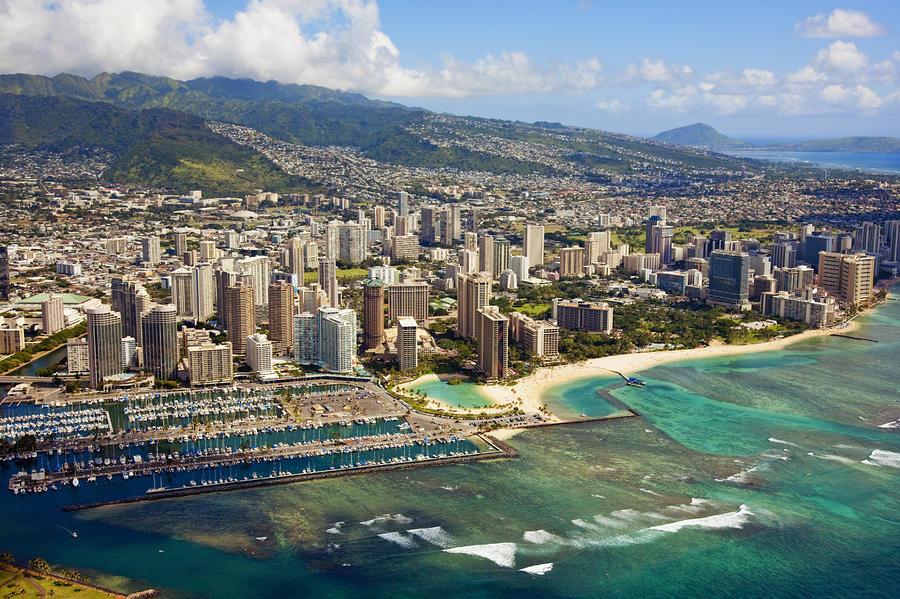 Thành phố Honolulu