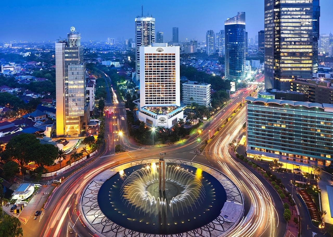 Thủ đo Jakarta của Indonesia