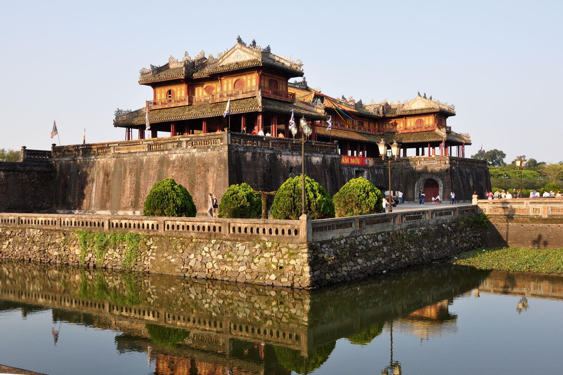 Kết quả hình ảnh cho Kinh Thành Huế