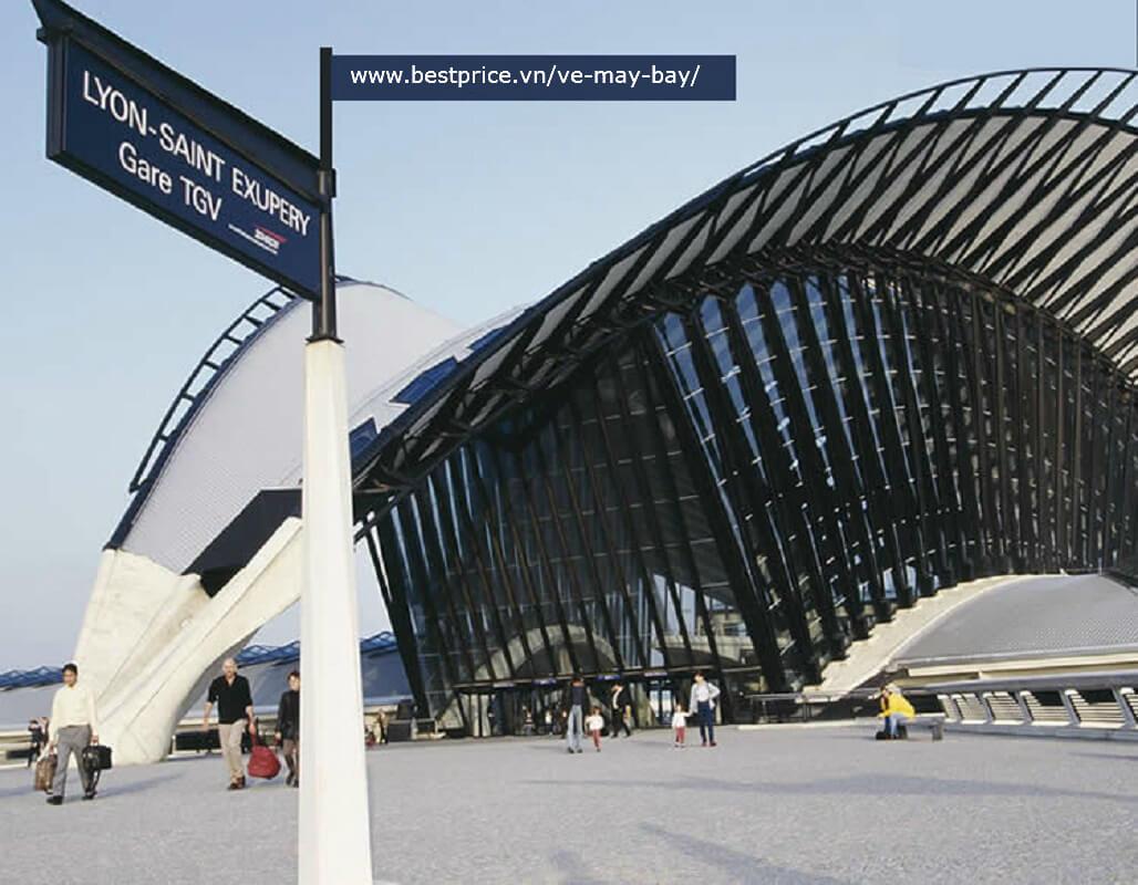 Sân bay Lyon