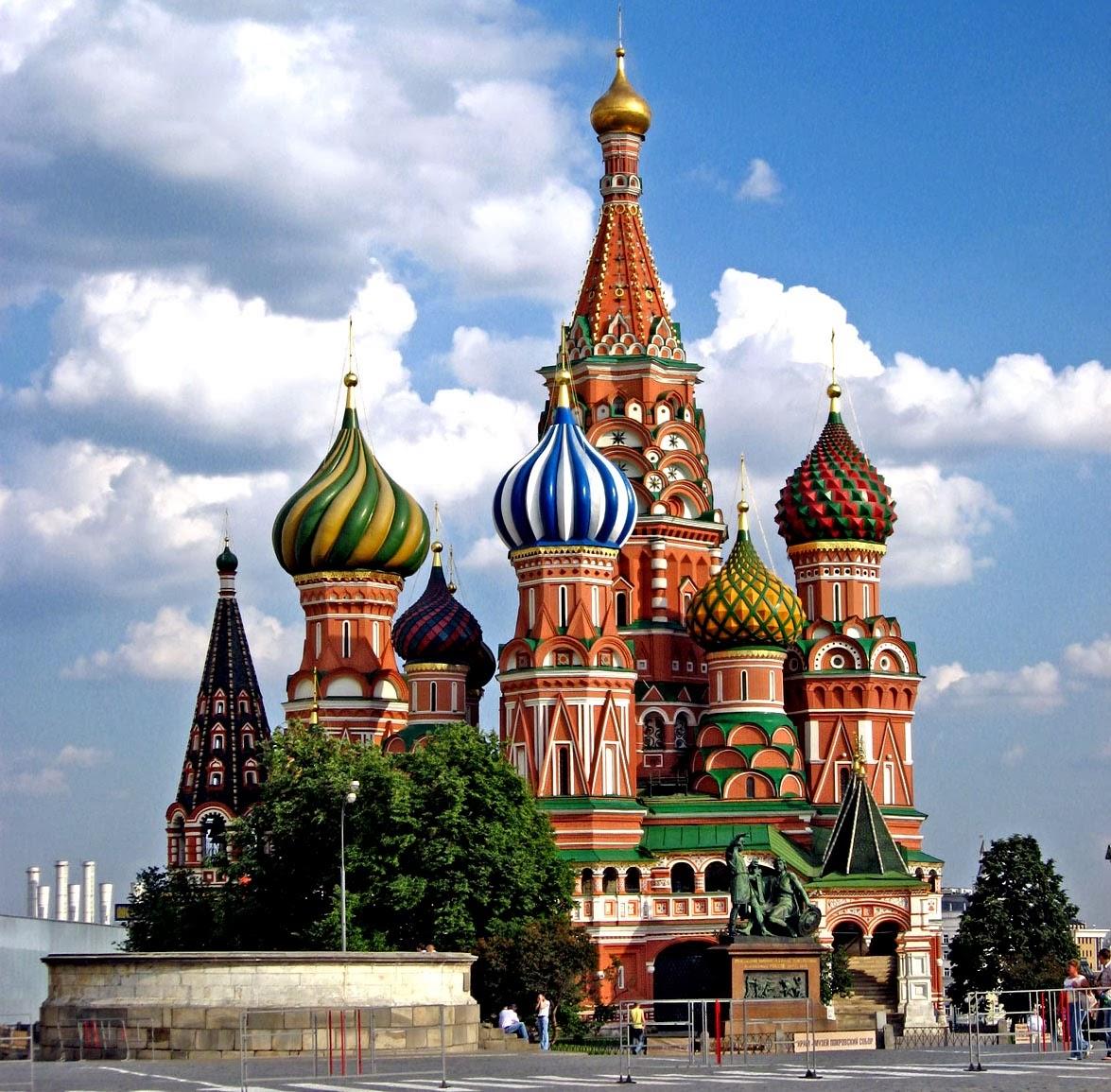 Image result for nhà thờ thánh basil
