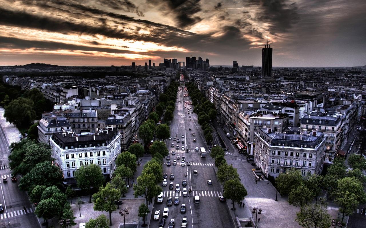 Thành phố Paris - kinh đô ánh sáng