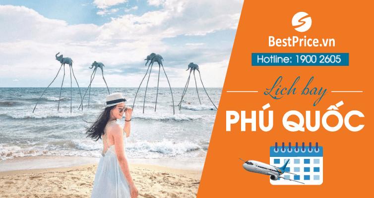 Lịch bay Phú Quốc