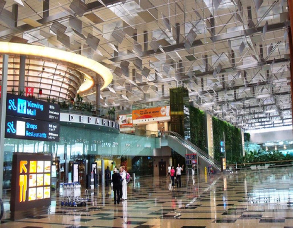 Sân bay quốc tế Singapore (SIN)