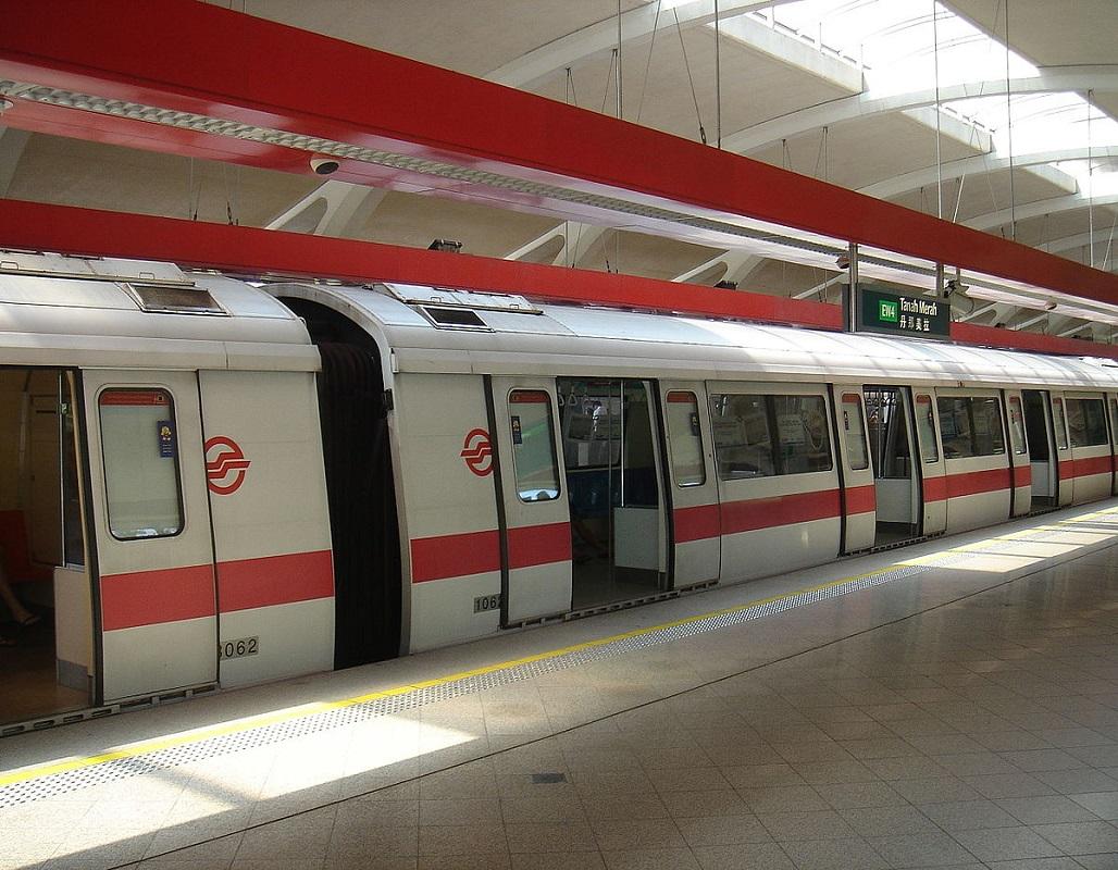 Hệ thống tàu điện MRT tại Singapore
