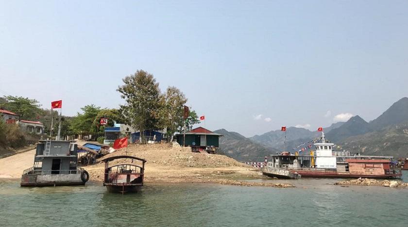 Bến phà Vạn Yên, Sơn La