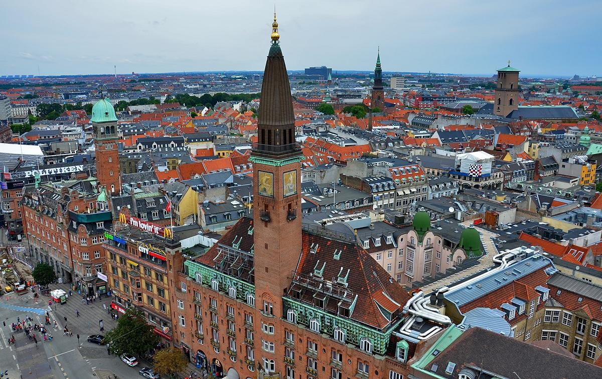 Kết quả hình ảnh cho thành phố Copenhagen của Đan Mạch