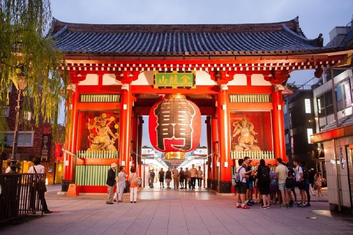 Khu phố cổ Asakusa