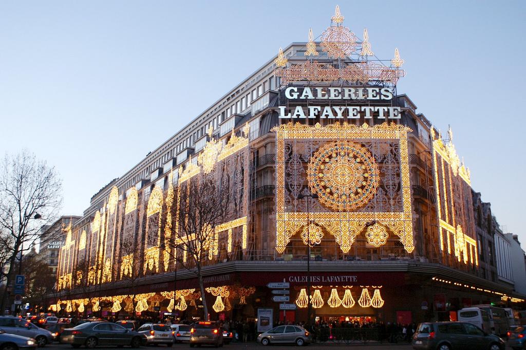 Kết quả hình ảnh cho Trung tâm thương mại Lafayette: