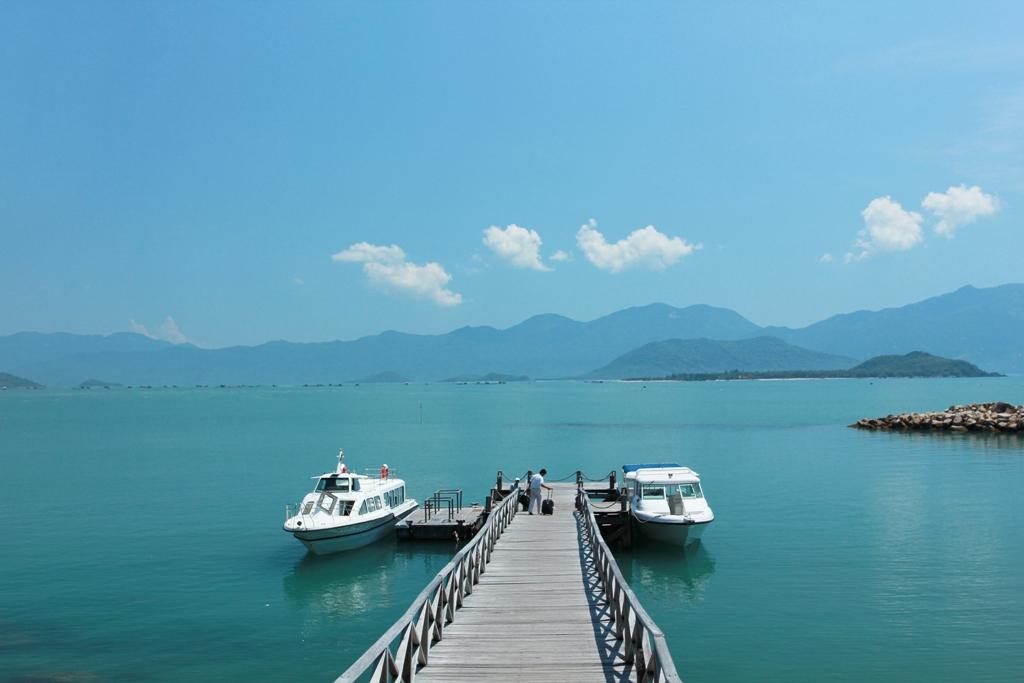 Cano di chuyển đến Vịnh Ninh Vân