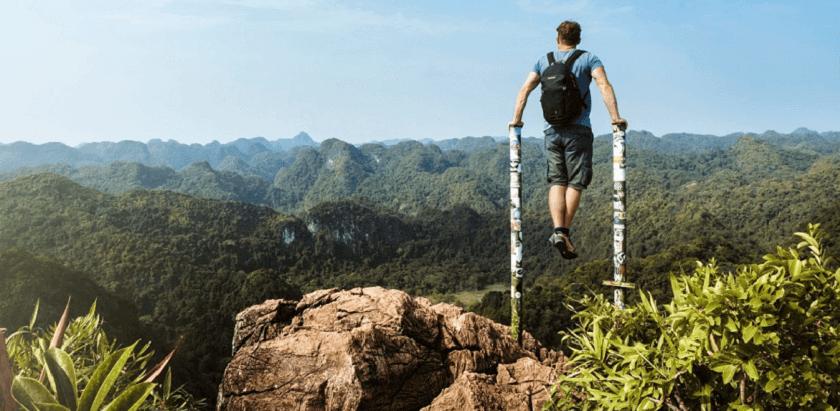 Chinh phục đỉnh Ngự Lâm, Cát Bà
