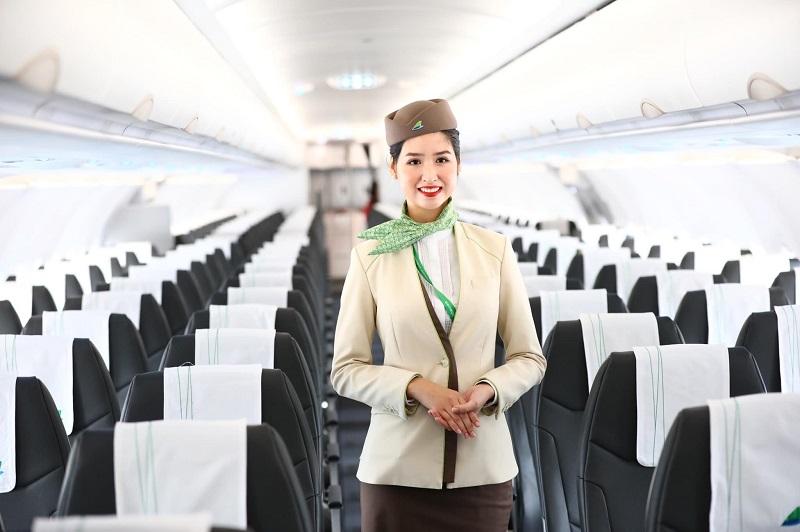 Tiếp viên hàng không của Bamboo Airways