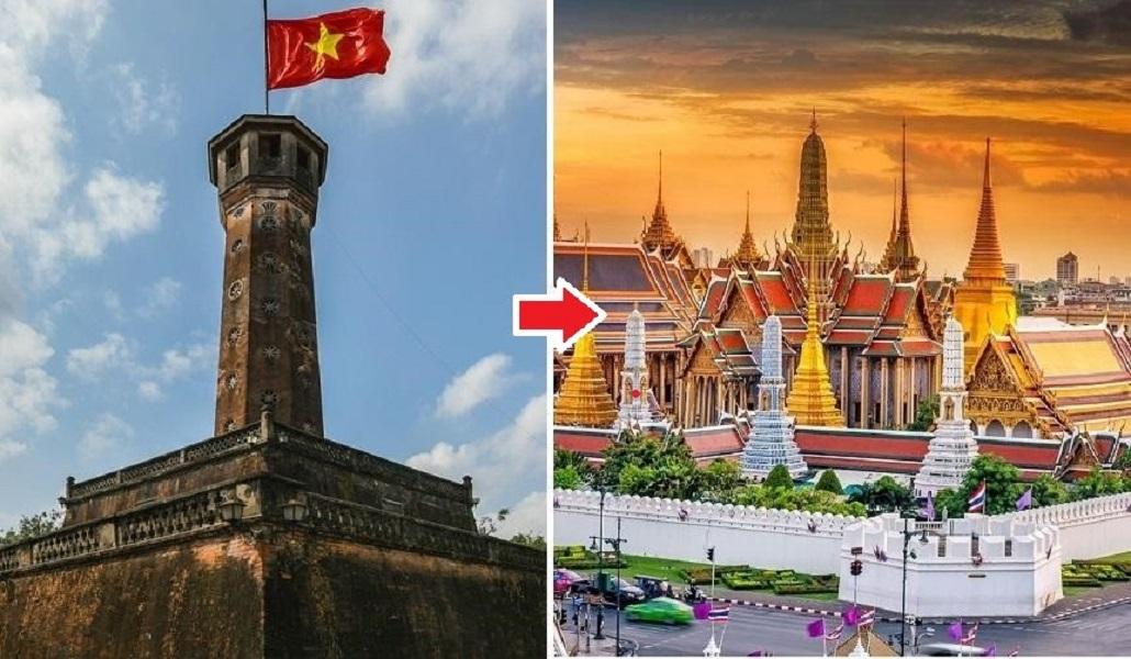 Vé máy bay giá rẻ từ Hà Nội đến Bangkok