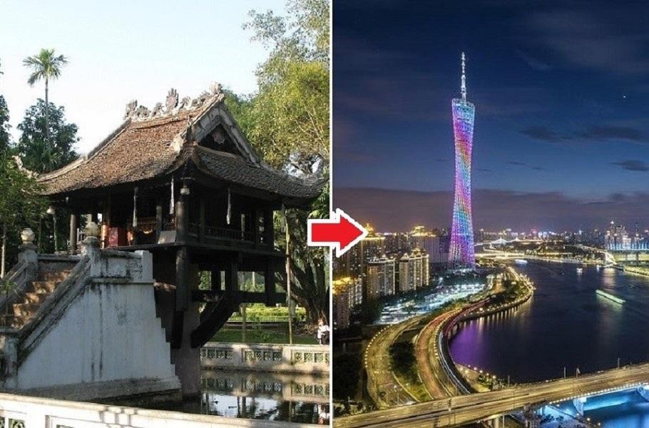 Vé máy bay giá rẻ từ Hà Nội đến Quảng Châu