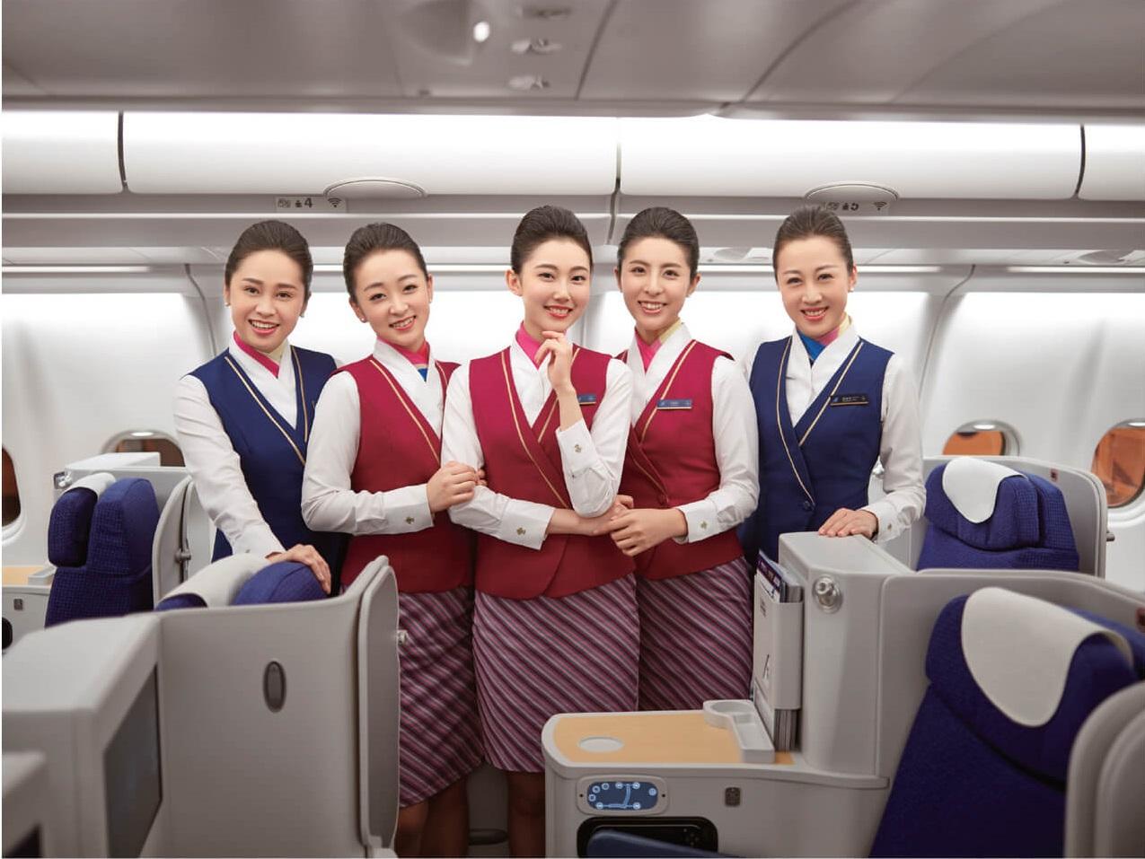 Tiếp viên hàng không China Southern Airlines