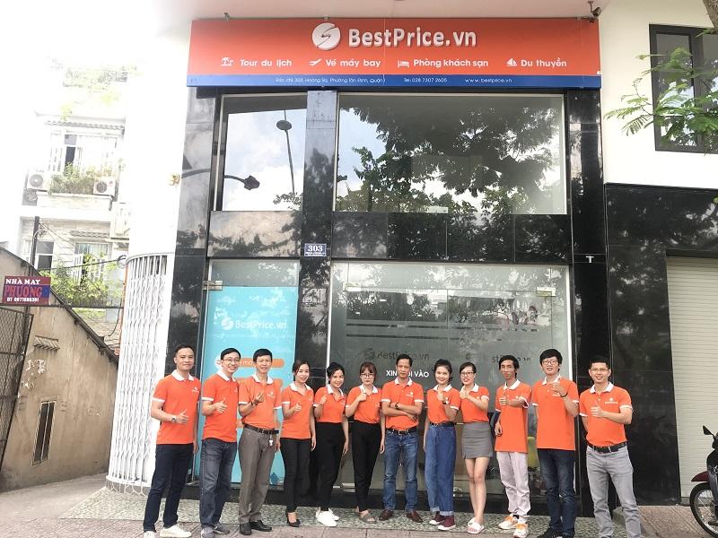 Đại lý vé máy bay tại Hồ Chí Minh- BestPrice