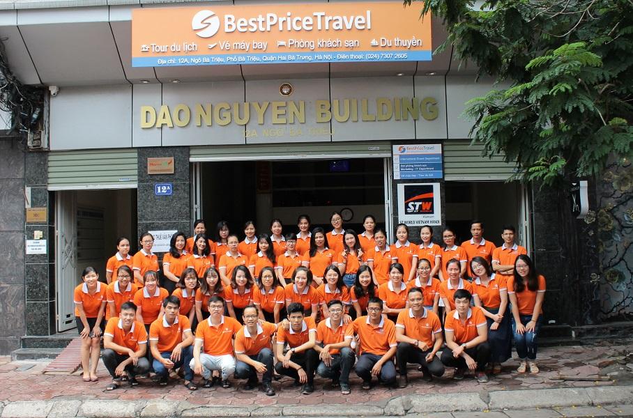 Đại lý vé máy bay tại Hà Nội- BestPrice