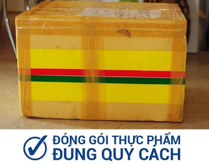 Quy chuẩn đóng gói hàng hóa khi ký gửi