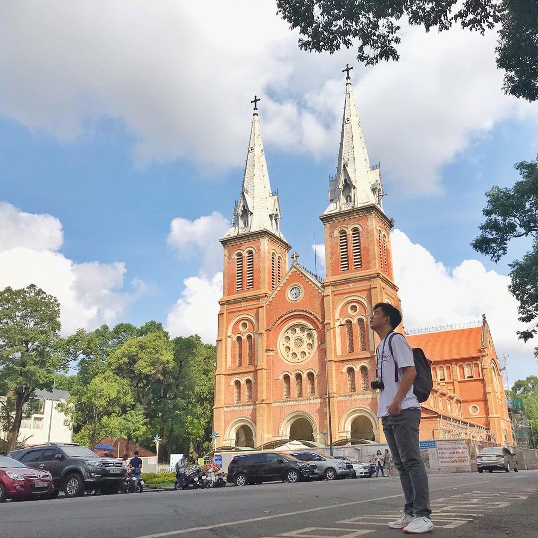 Nhà thờ Chính tòa Đức Bà Sài Gòn (TP. Hồ Chí Minh)