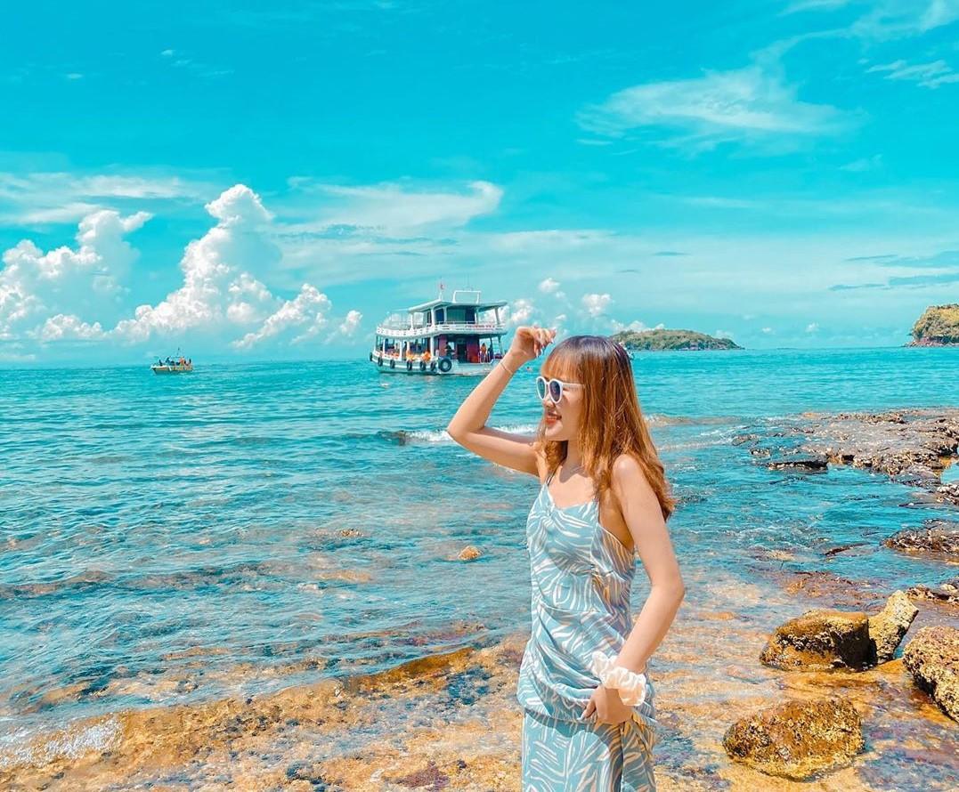 Check-in tại Hòn Mây Rút (Phú Quốc)