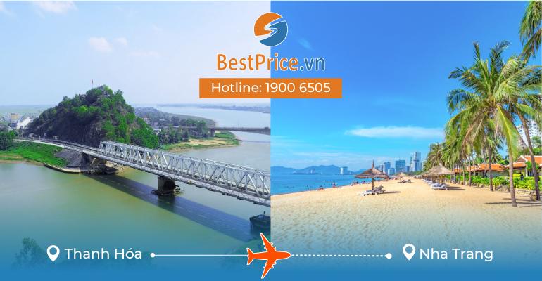 Đặt vé máy bay từ Thanh Hóa đi Nha Trang