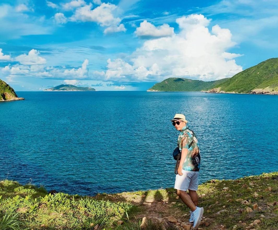 Check in Côn Đảo