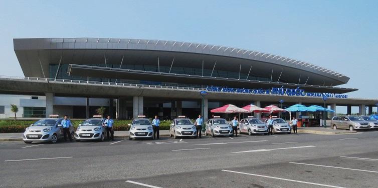 Taxi sân bay Phú Quốc