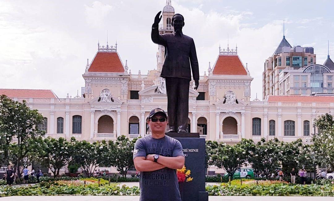 Đặt vé máy bay Đồng Hới đi Hồ Chí Minh
