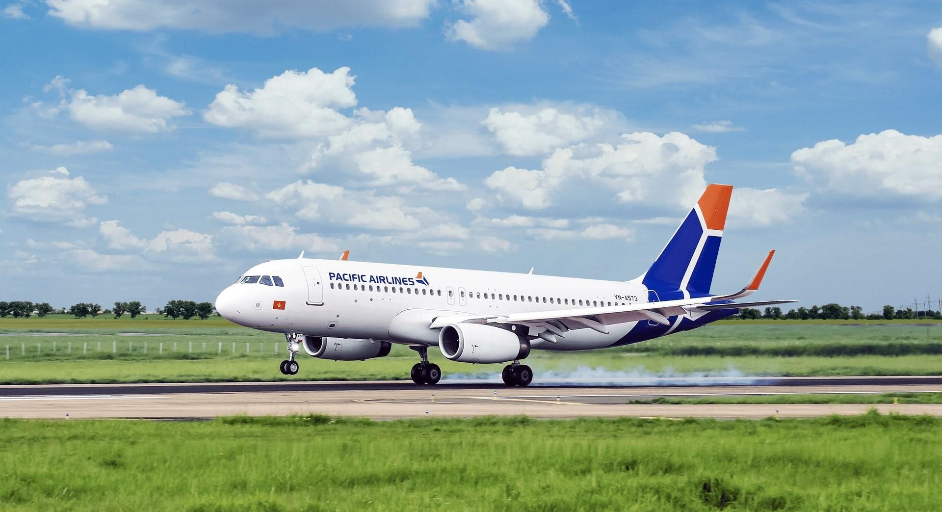 Vé máy bay Pacific Airlines giá rẻ