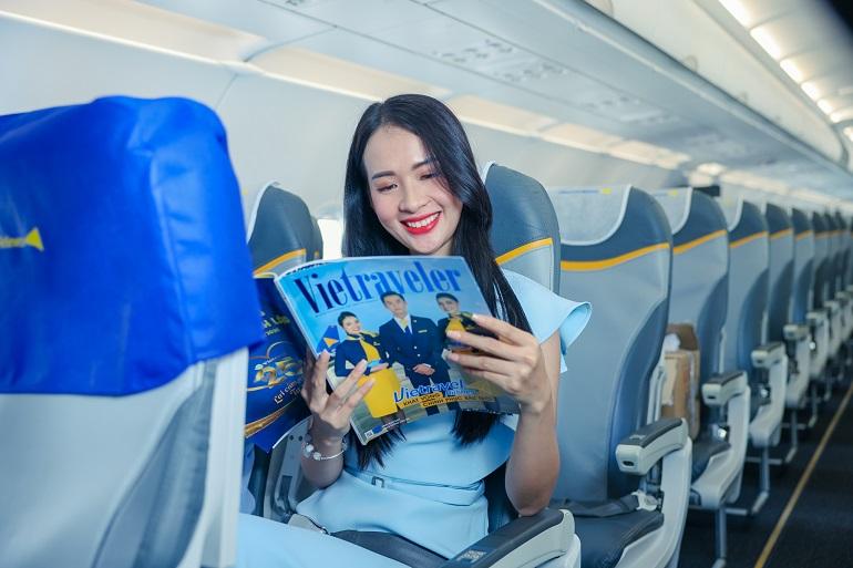 Các hạng ghế của Vietravel Airlines