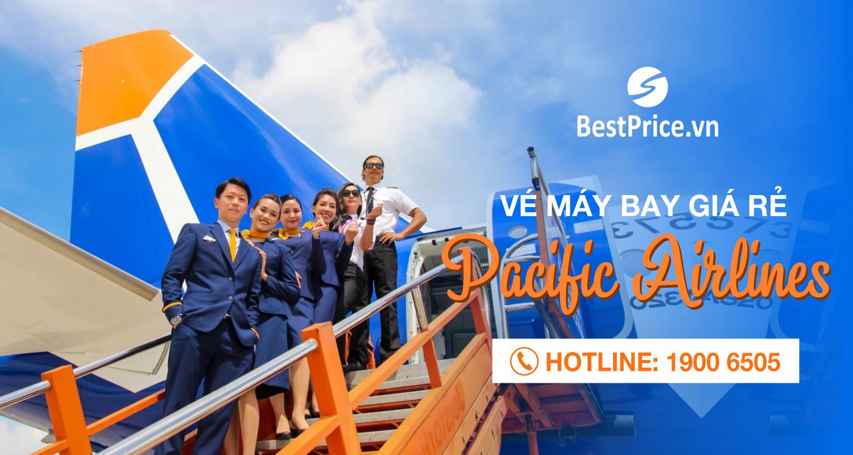 Hãng hàng không Pacific Airlines (Jetstar Pacific)