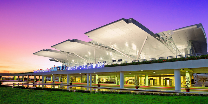 Sân bay quốc tế Cần Thơ (Cần Thơ)