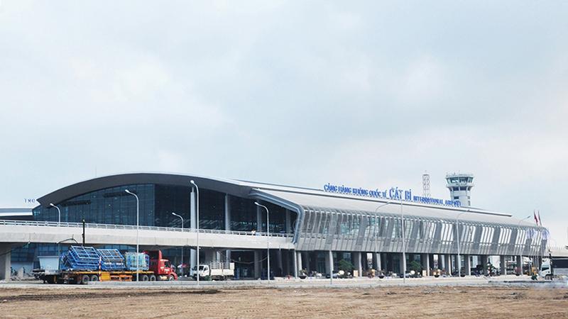 Sân bay quốc tế Cát Bi (Hải Phòng)