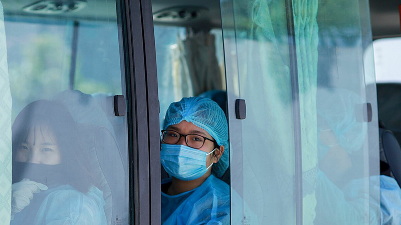 Hành khách đi chuyến bay hồi hương về Việt Nam cần cách ly 7 - 14 ngày