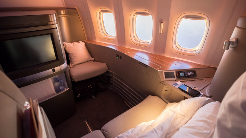 Hạng Nhất của Cathay Pacific Airways
