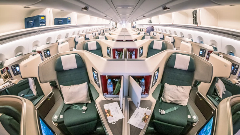 Hạng ghế Thương gia của Cathay Pacific Airways