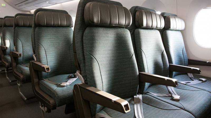 Hạng ghế Phổ thông của Cathay Pacific Airways