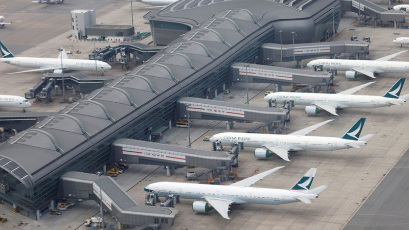 Đội bay của hãng hàng không Cathay Pacific