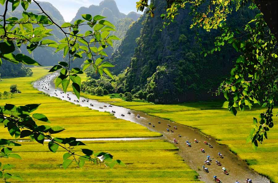Du lịch Ninh Bình tháng 5