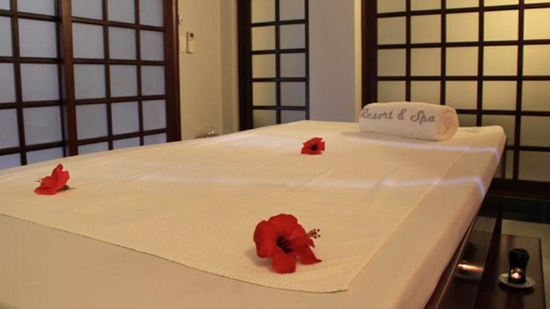 Spa Amaryllis Resort Mũi Né Phan Thiết