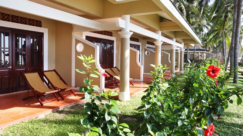 Cảnh quan Amaryllis Resort Mũi Né Phan Thiết