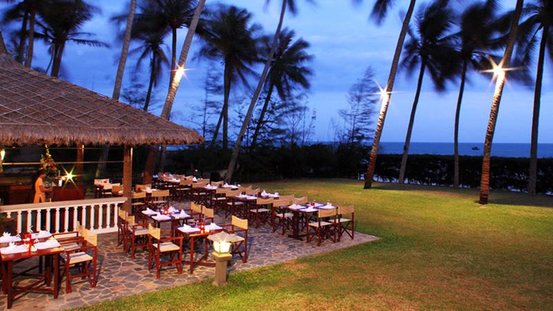 Tiệc Ngoài Trời Amaryllis Resort Mũi Né Phan Thiết