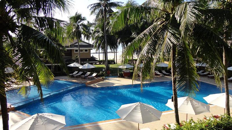Bể Bơi Amaryllis Resort Mũi Né Phan Thiết