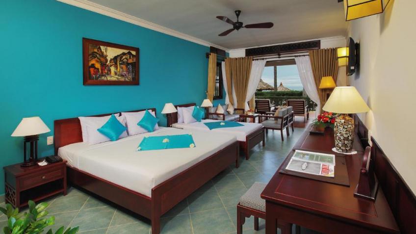Deluxe Family Sea Amaryllis Resort Mũi Né Phan Thiết