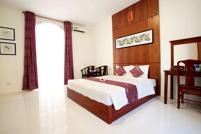 Apricot Resort Bau Mai