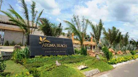 Aroma Beach Resort & Spa Mũi Né