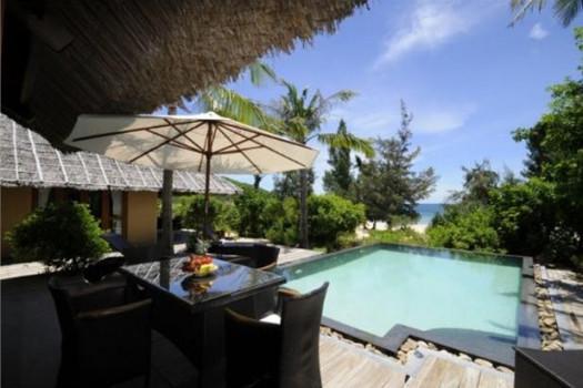 2-Bedroom Beachfront Villa