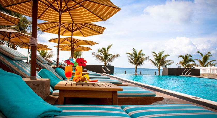 Hồ bơi Champa Resort & Spa Phan Thiết